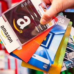 Gift Cards Coupon Codes