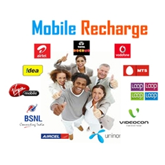 Mobile Recharge Coupon Codes